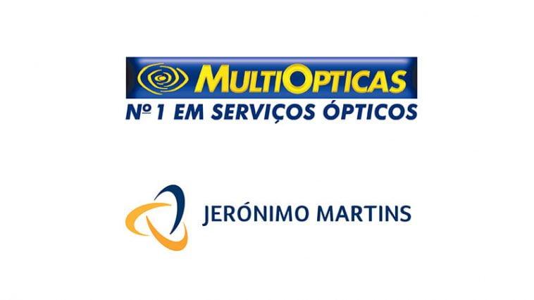 68e1dfd0e MultiOpticas estabelece parceria exclusiva com a Jerónimo Martins