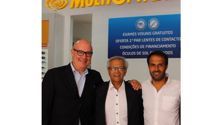 34b71e0ee MultiOpticas abre loja no Instituto de Oftalmologia Dr. Gama Pinto