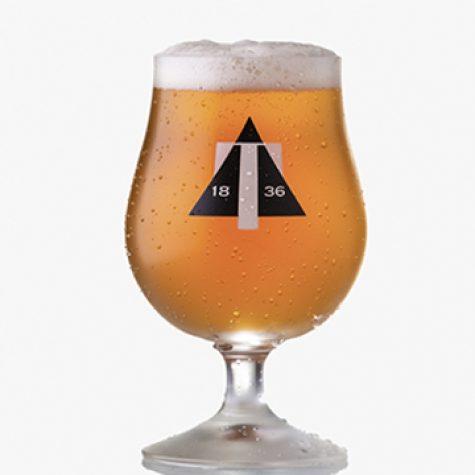 Lançamento cervejas Trindade