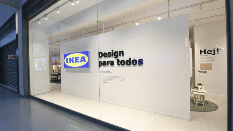 e3ae90394 IKEA abre conceito cashless no Forum Sintra