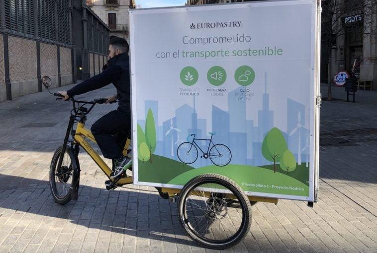 Europastry comprometida com as entregas sustentáveis