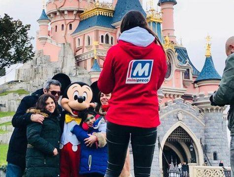 A magia do Minpreço na Disneyland Paris