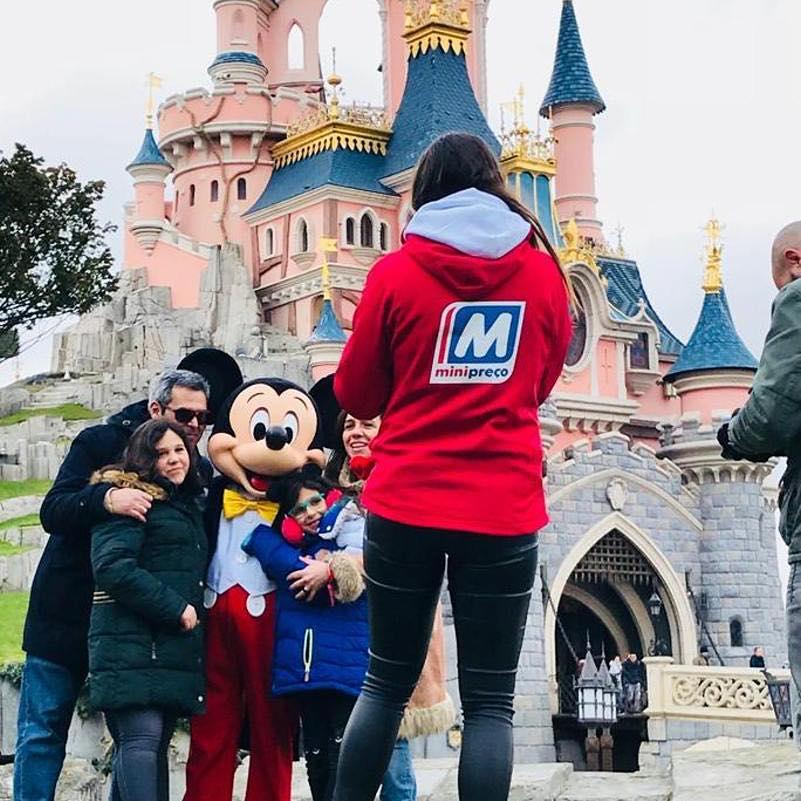 Minipreço Disneyland Paris