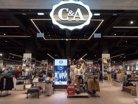 A aposta da C&A na experiência de compra
