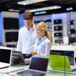 venda de bens tecnológicos