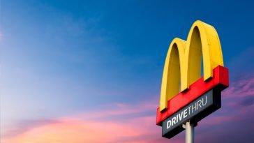 lucro da McDonald's