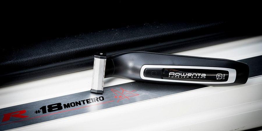 Tiago Monteiro renova parceria com a Rowenta - Grande Consumo