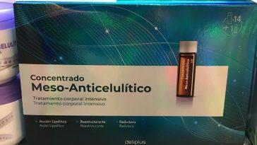coleção limitada de Concentrado Meso-Anticelulítico