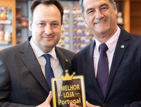 """Repsol vencedora """"A Melhor Loja de Portugal"""""""