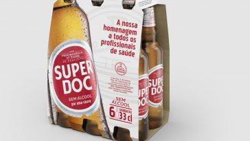 Super Bock Free passa temporariamente a Super Doc
