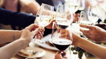 queda de 8% no consumo de vinho na Europa