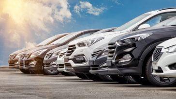 Mercado automóvel trava a fundo