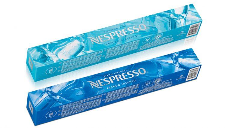 Nespresso Barista Creations para Iced Coffee