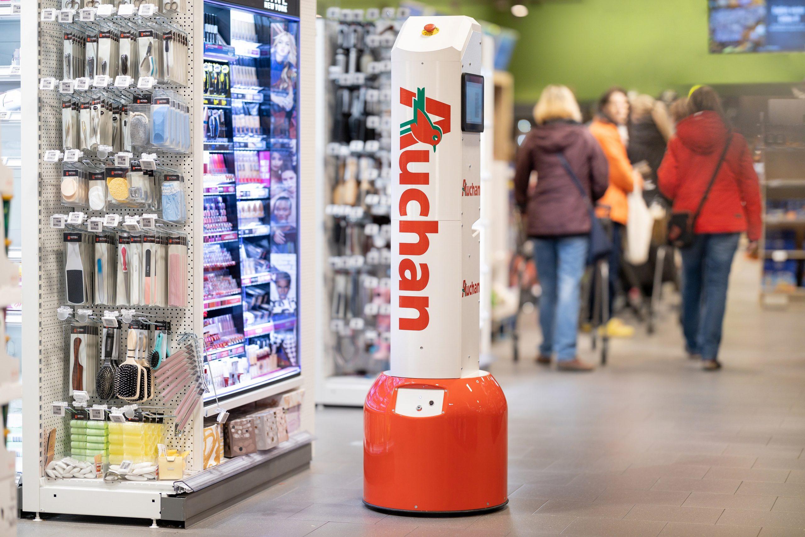 Auchan TASC – Tecnologia ao Serviço do Cliente