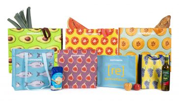 sacos sustentáveis