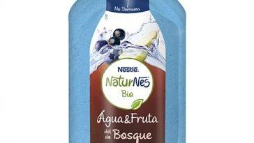 NATURNES Bio Água&Fruta