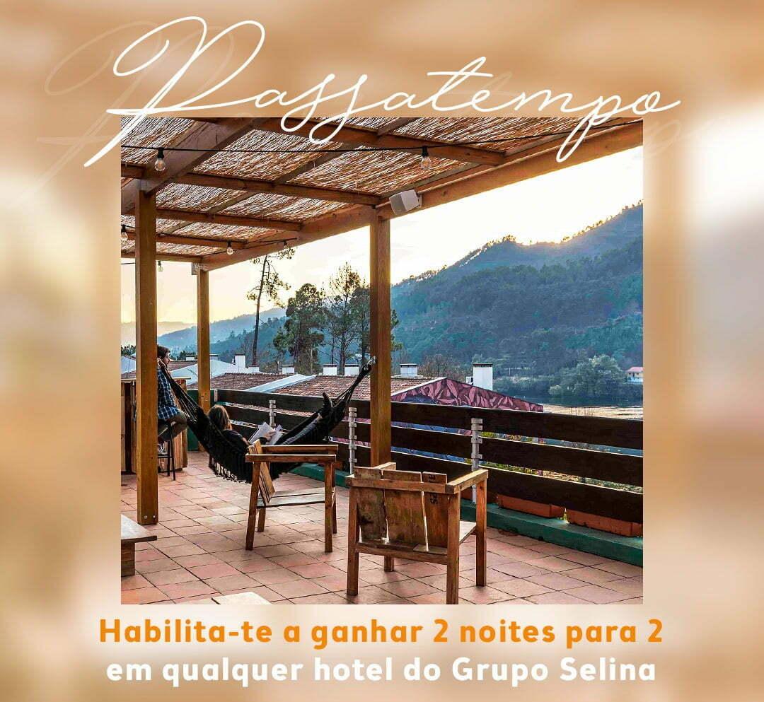 Passatempo - Casal Garcia e Grupo Selina