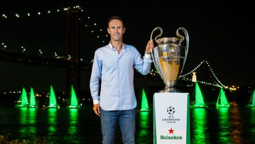 Ricardo Carvalho - UEFA Champions League