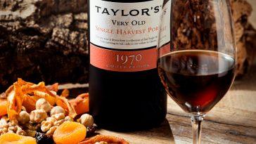 Taylor's Single Harvest 1970