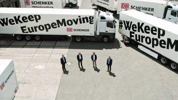 DB Schenker #WeKeepEuropeMoving
