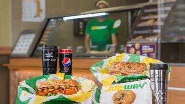 Subway e Pepsi Max