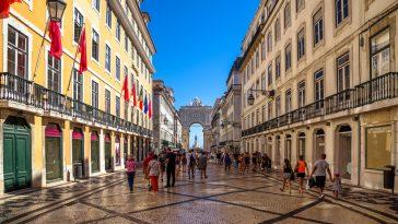 Lisboa Rua Augusta