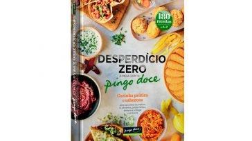 Livro Desperdício Zero Pingo Doce