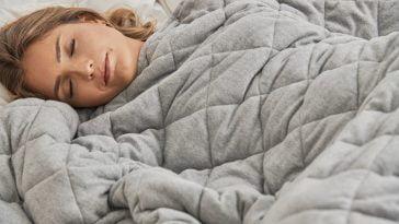 cobertor pesado