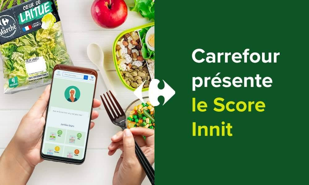 Carrefour Score Innit