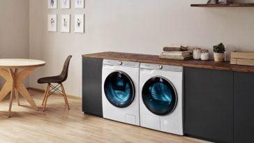 Samsung lavagem da roupa
