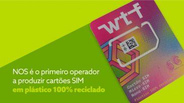 cartões SIM
