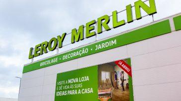 LEROY MERLIN VIANA CASTELO FACHADA EXTERIOR