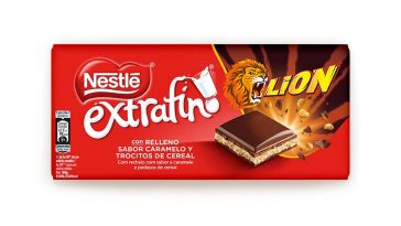 Nestlé Extrafino Lion